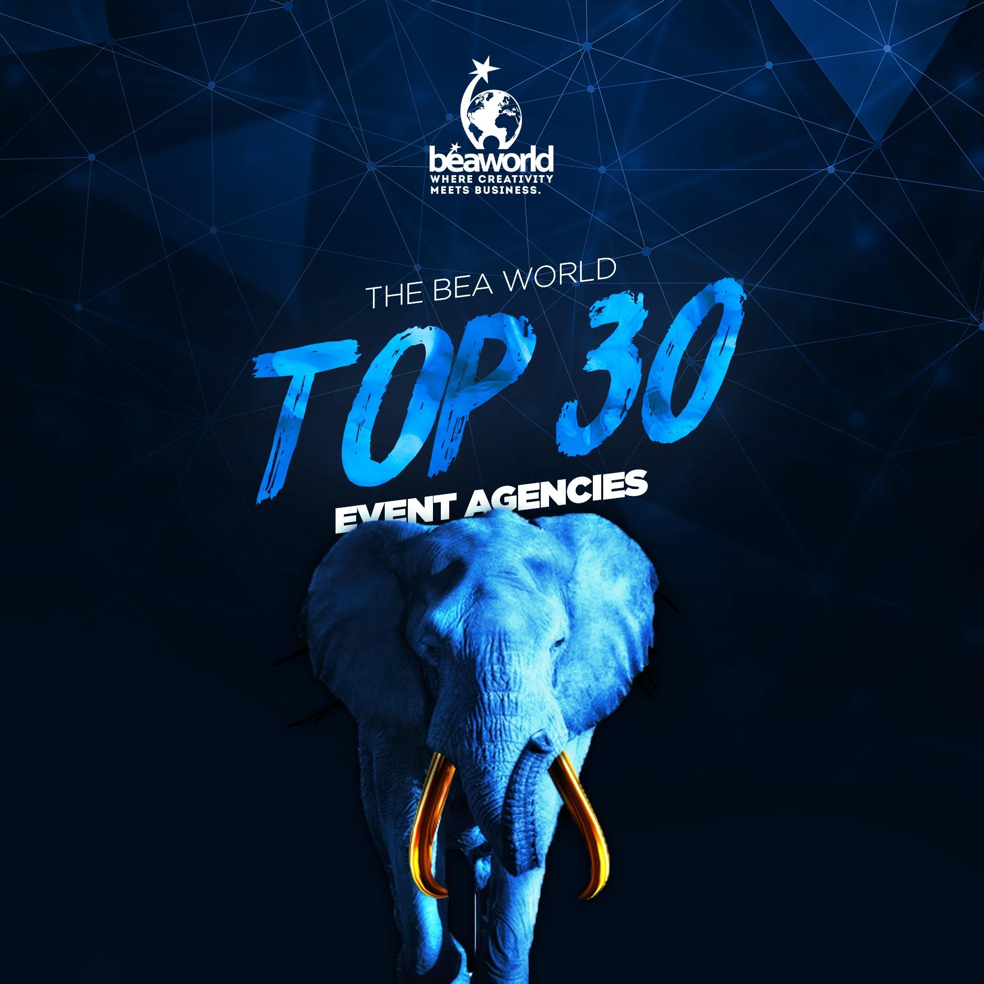 top 30 event agencies
