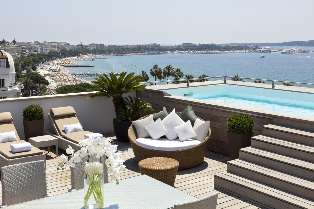 Majestic Cannes Penthouse