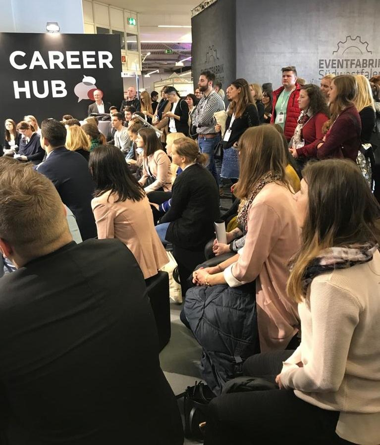 BOE2019 CareerHub Studieninstitut