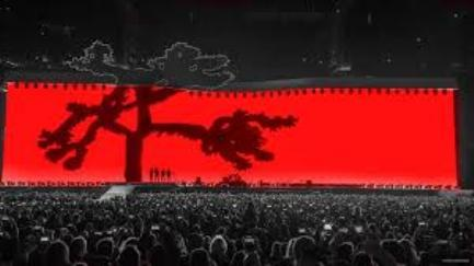PRG Spaceframe bei U2 Joshua Tree Tour