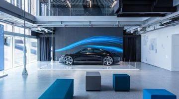 Hyundai Ausstellung in Südkorea von Nest One betreut