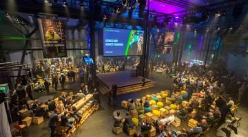 PP LIVE entwickelt Eventkonzept für Sage Partner Session