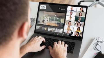 Modernstes Storytelling  für Teambuilding  via Videoconferencing? Vergiss es!