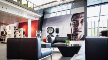 Neue Erlebniswelt im Audi Forum Neckarsulm