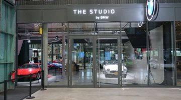 The Studio by BMW ermöglicht Besuchererlebnisse