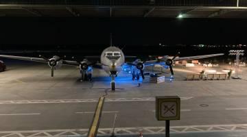 Pop-up Culture Space und Eventlocation in Tempelhof