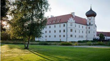 "Schloss Hohenkammer ist jetzt ""coronafreie Zone"""