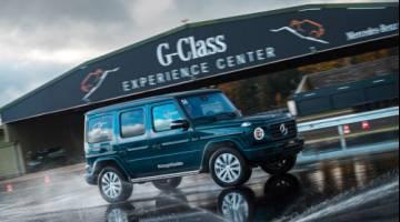 G-Class Experience Center in der Steiermark eröffnet