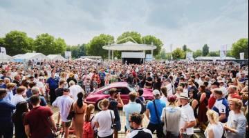 Porsche eröffnete das siebte Experience Center