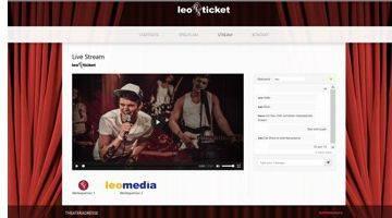 leoticket Streaming-Modul