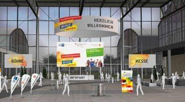 EINSTIEG BERUF – Größte regionale Messe für berufliche Ausbildung