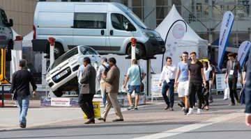 Kurswechsel bei der Automechanika Frankfurt