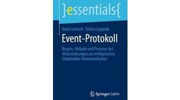 "Springer Gabler veröffentlicht Fachbuch ""Event-Protokoll"""