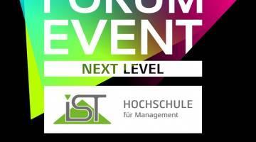 Neuer Termin für Forum Event
