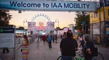 IAA Mobility endete mit 400.000 Besuchern