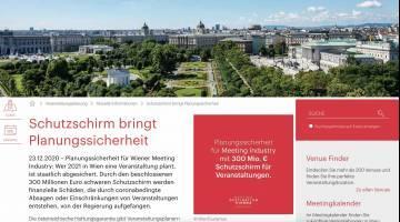 Österreich bietet Schutzschirm für Veranstaltungen