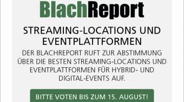 Ranking für Streaming-Locations und Eventplattformen