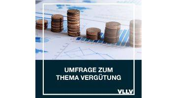VLLV veröffentlicht Umfrage zur Vergütung in der Branche