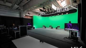 b&b eventtechnik stellt Green-Box vor