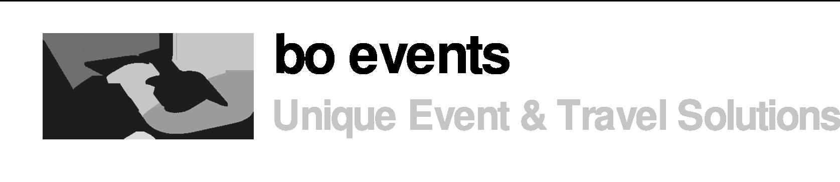 bo events - Unique Event & Travel Solutions