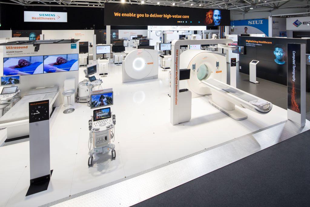 Siemens ECR Meeting